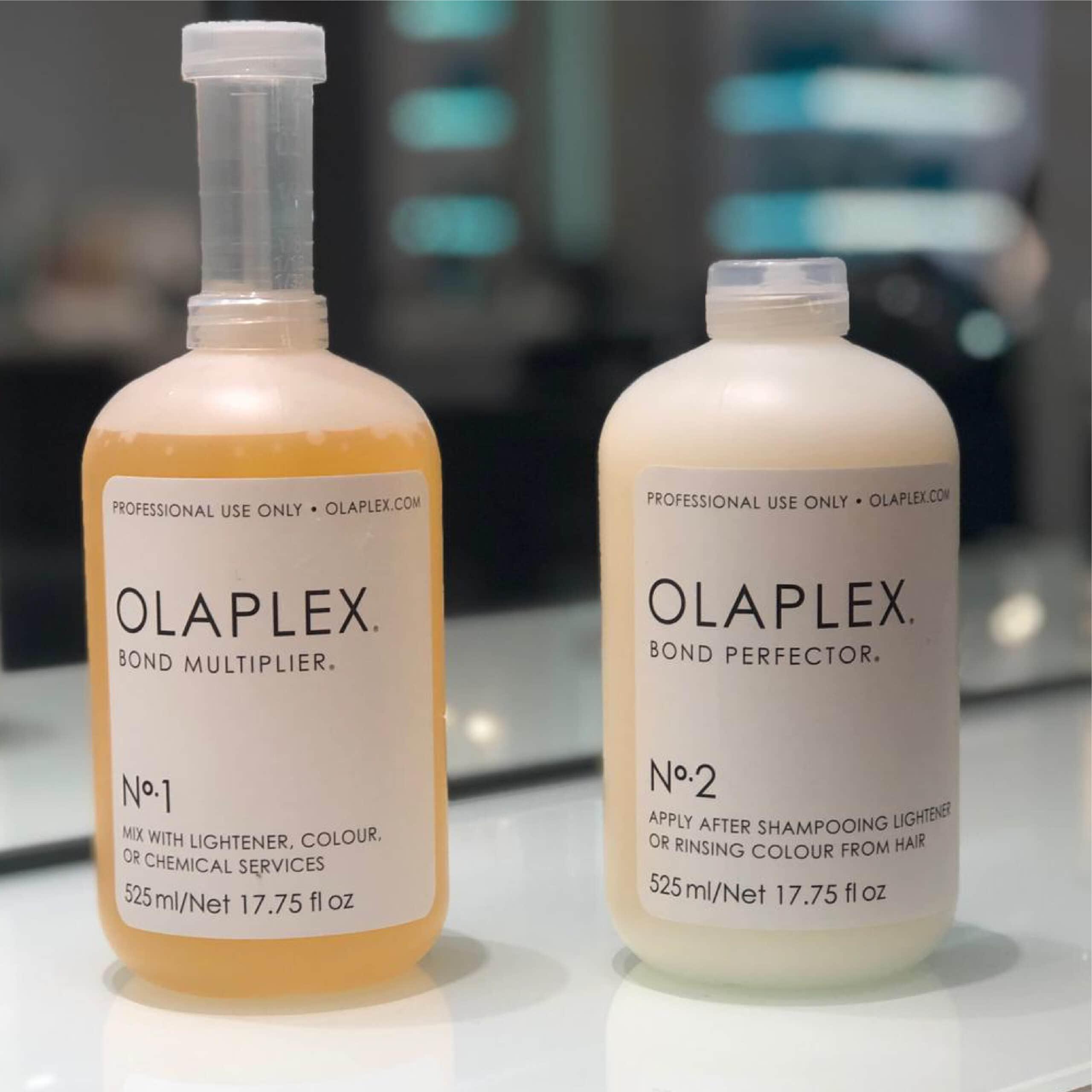 Olaplex för salongsbruk